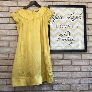 Antonio Melani yellow dress